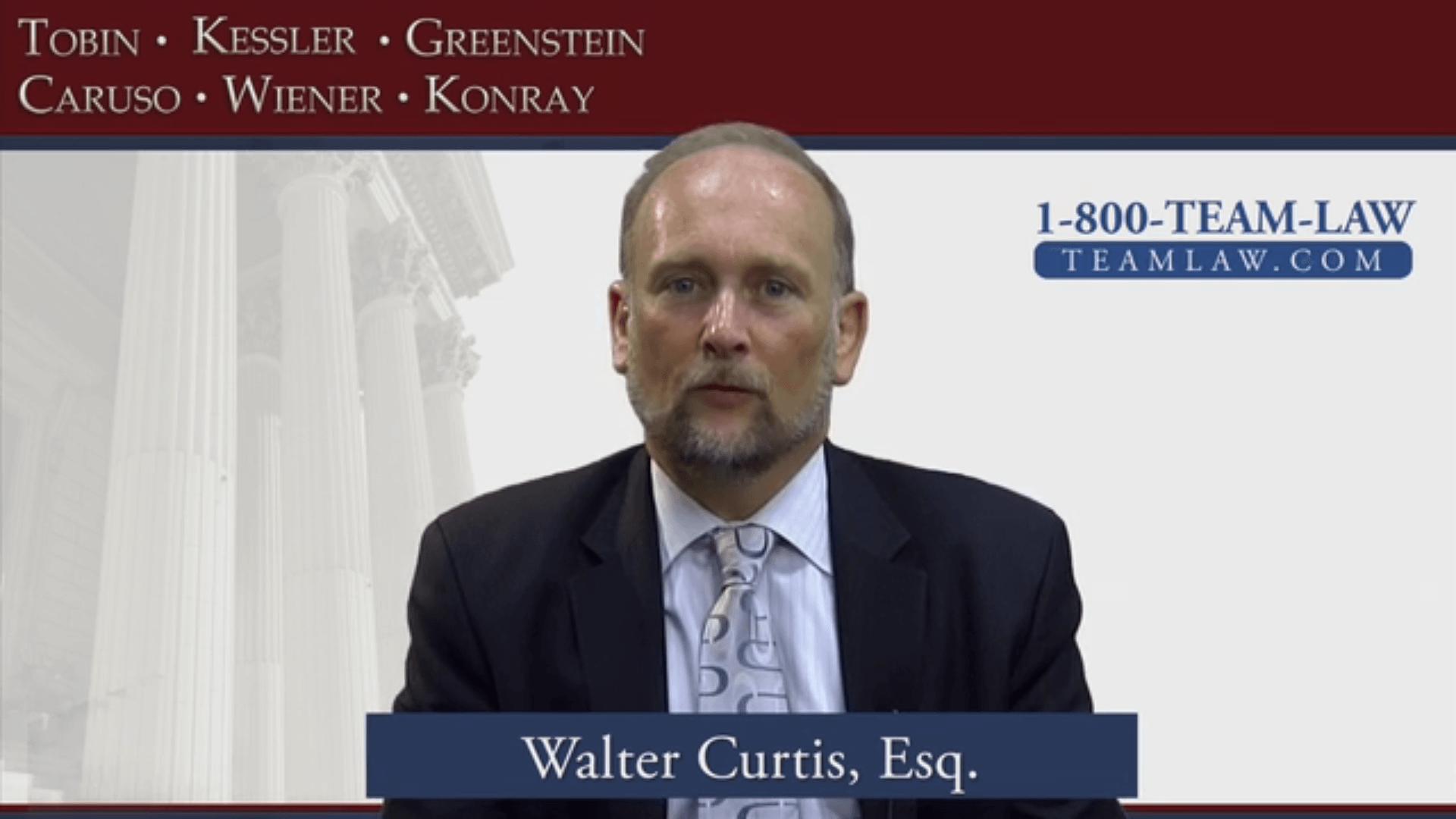 Team Law - Walter Profile