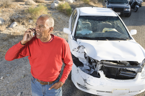Personal Injuries and Property Damages from Car Accidents in NJ