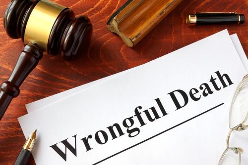 wrongful death lawyer clark nj