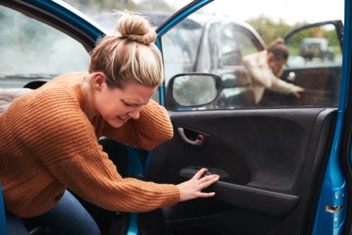 cosas que debe hacer después de un accidente automovilístico