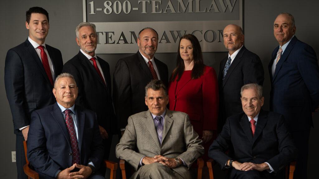 abogados de accidentes del condado de Morris